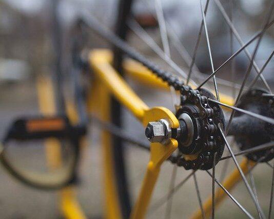 łańcuch rowerowy
