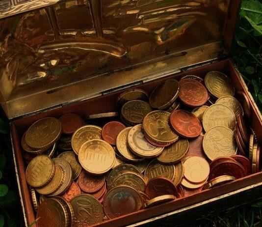 czyszczenie monet